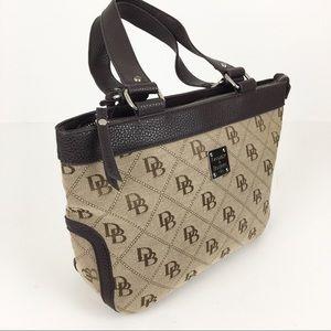 Dooney & Bourke Bags - Dooney & Bourke Bag Satchel Shoulder Signature